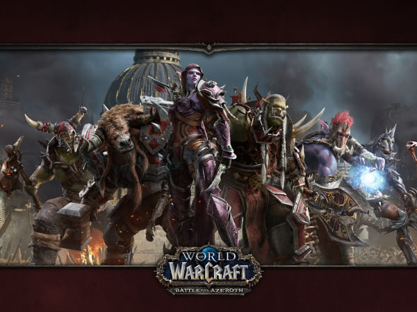 Verdammt Schicke HD-Wallpaper Zu Battle For Azeroth