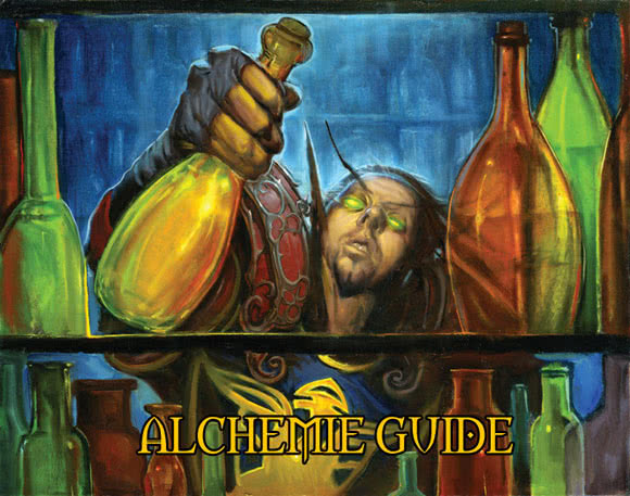 Alchemie Guide
