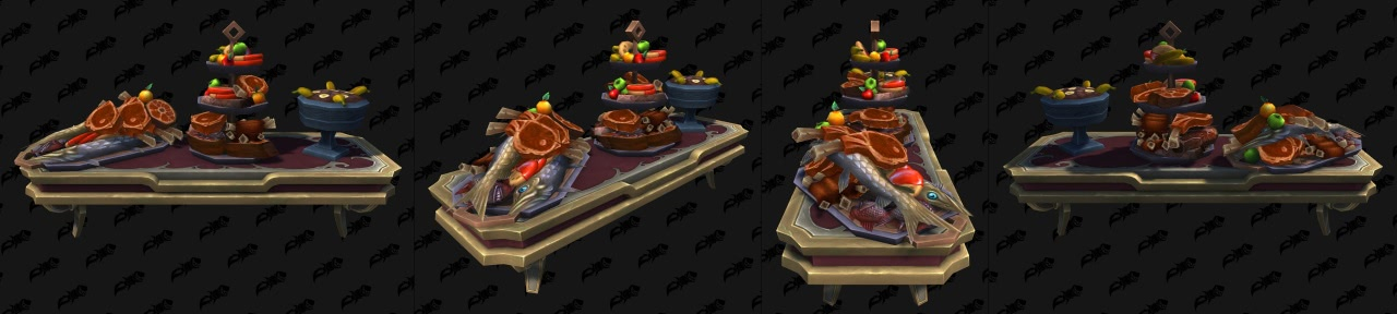 Endlich kommen richtig große Festmahle mit Shadowlands