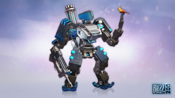 Bastion-Skin der BlizzCon 2016