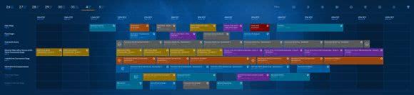 BlizzCon 2016 Terminplan für 4. November