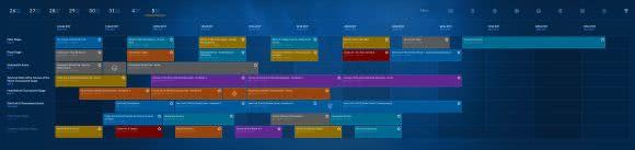 BlizzCon 2016 Terminplan für 5. November