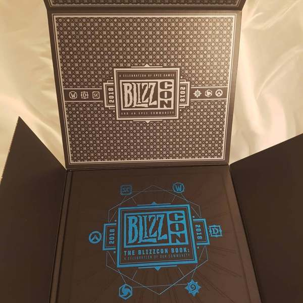 BlizzCon 2018 Goody Bag