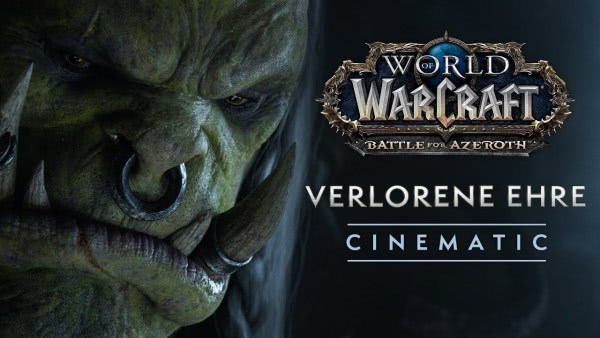 World of Warcraft Cinematic: Verlorene Ehre