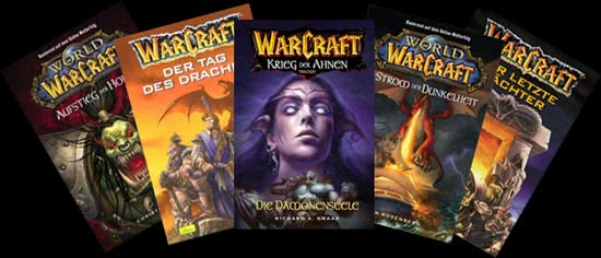 Warcraft Bücher