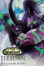 World of Warcraft: Illidan - Warcraft Buch
