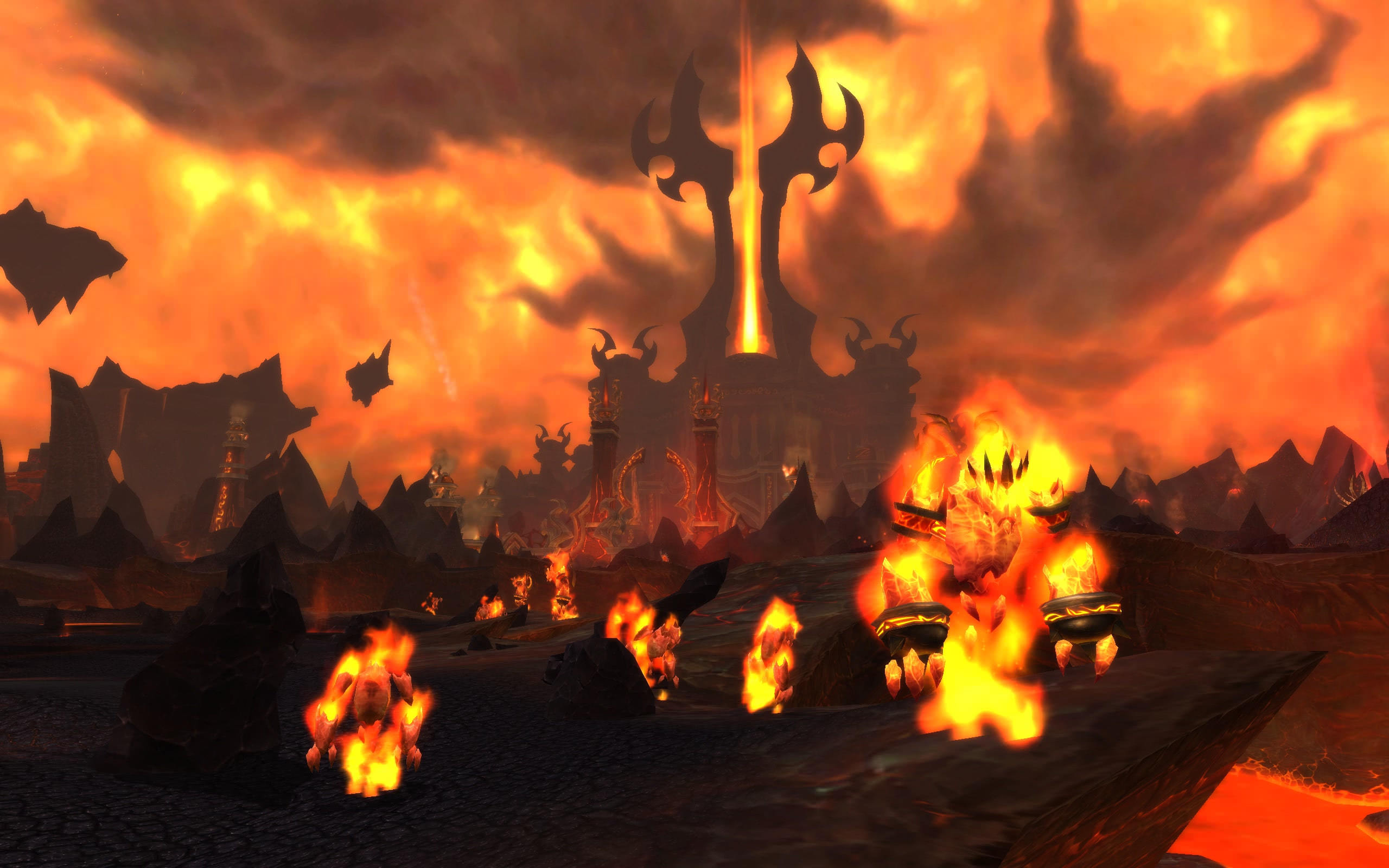 Ragnaros söhne der flamme