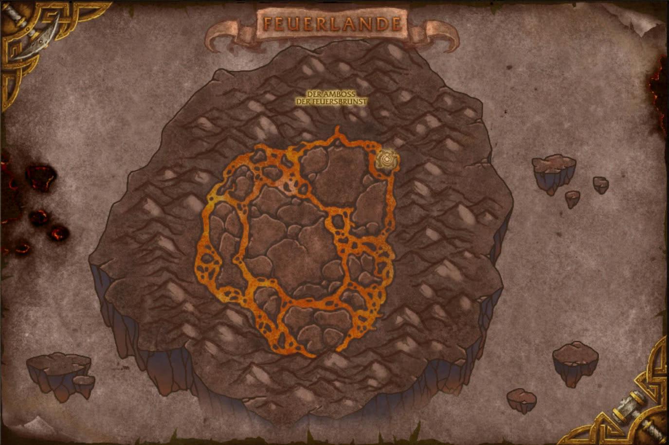 Dragon Soul Raid Location: WoW Feuerlande Guide