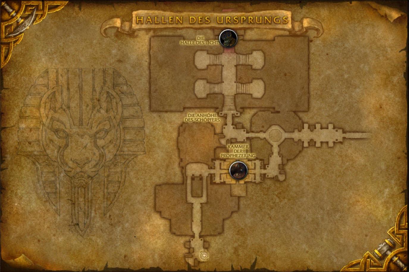 wow halls of origination guide
