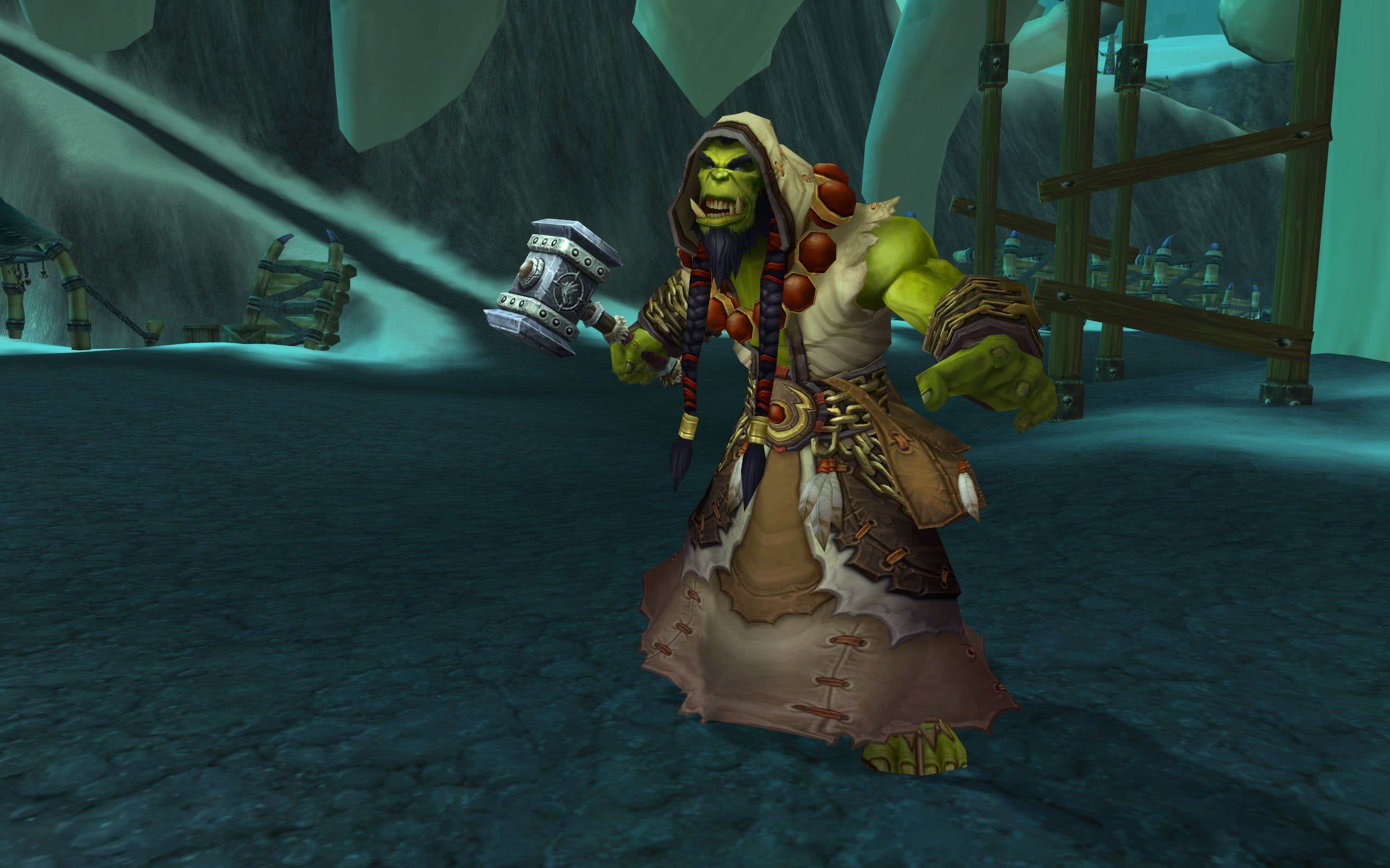 World of warcraft cataclysm orc speach exploited amatuer lovers