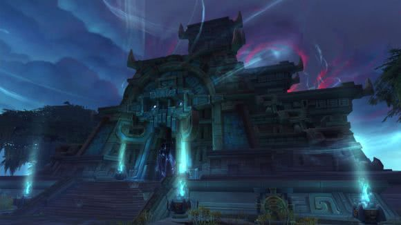 World of Warcraft - Mythisch+ Dungeons und Affixe in Battle for Azeroth