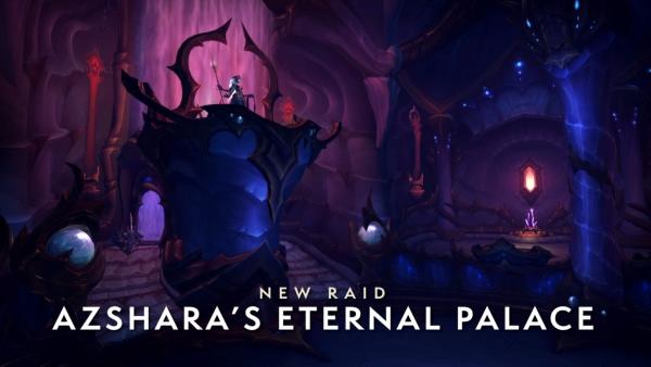 World of Warcraft - Raid-Tests für Bosse im Ewigen Palast