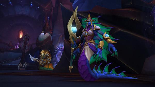 World of Warcraft - Raid-Guide für den Hofstaat der Königin - Der Ewige Palast