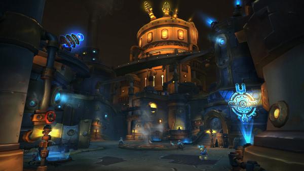 World of Warcraft - Besonderer Loot aus Operation: Mechagon