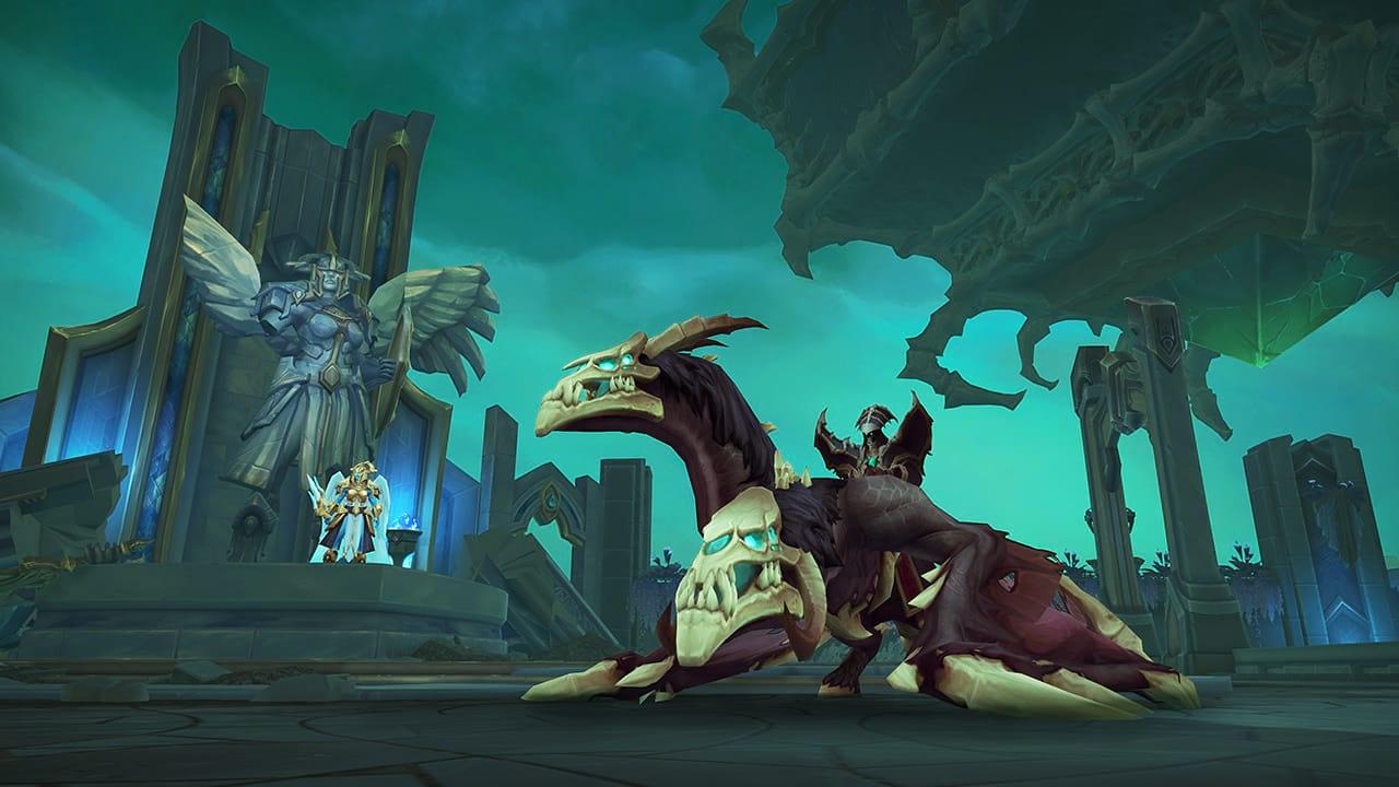 Offizielle Vorschau auf den ersten Dungeon in Shadowlands