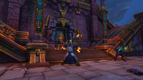 World of Warcraft - Raid-Guide für die Jadefeuermeister - Schlacht von Dazar'alor