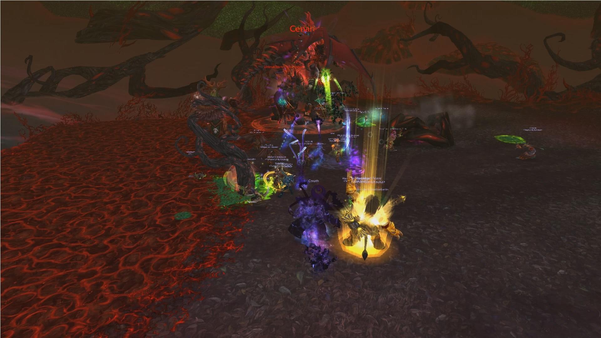 Warlock Demo Changes 8.1 - Hexenmeister - World of ...