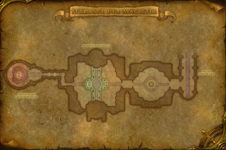 Terrasse Der Magister Bosse Erfolge Loot Guides