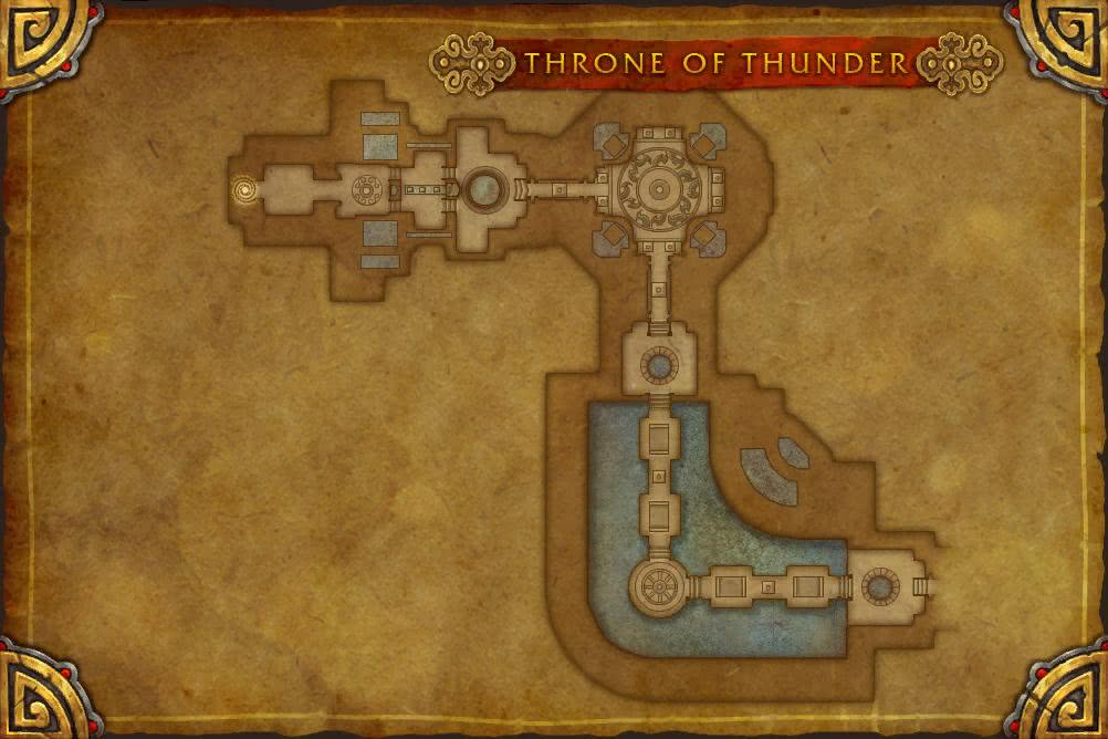 Thron des Donners Boss-Guides