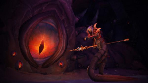 World of Warcraft - Raid-Guide für Uu'nat - Tiegel der Stürme
