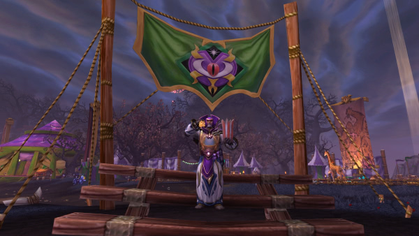 World of Warcraft - Dunkelmond-Jahrmarkt hat begonnen