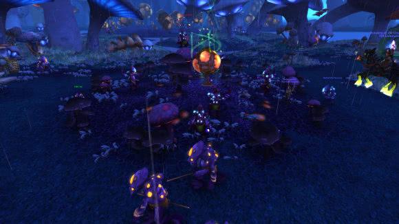 Mini Feiertag: Glühkappenfest