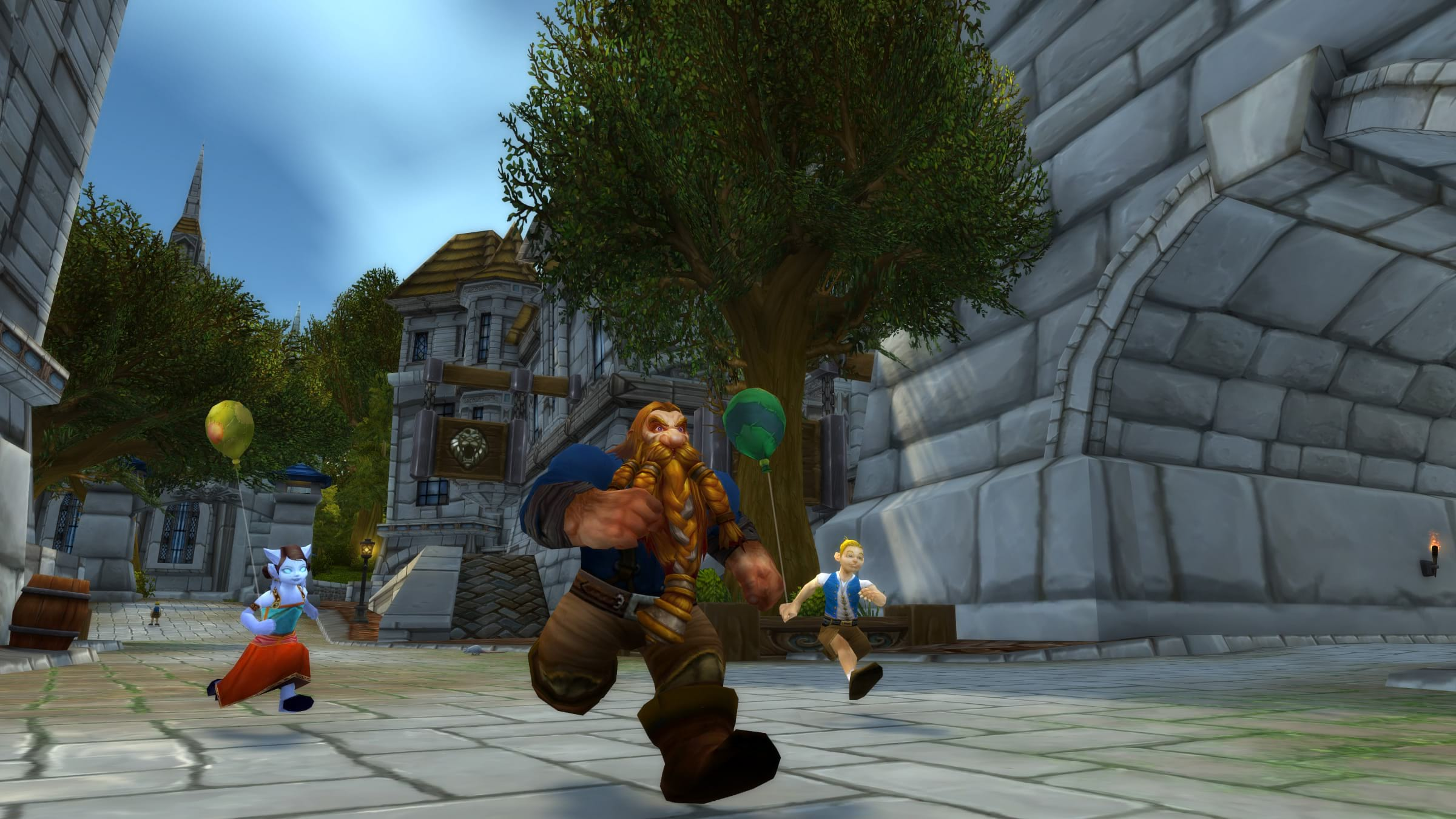 Weltereignis in World of Warcraft: Kinderwoche