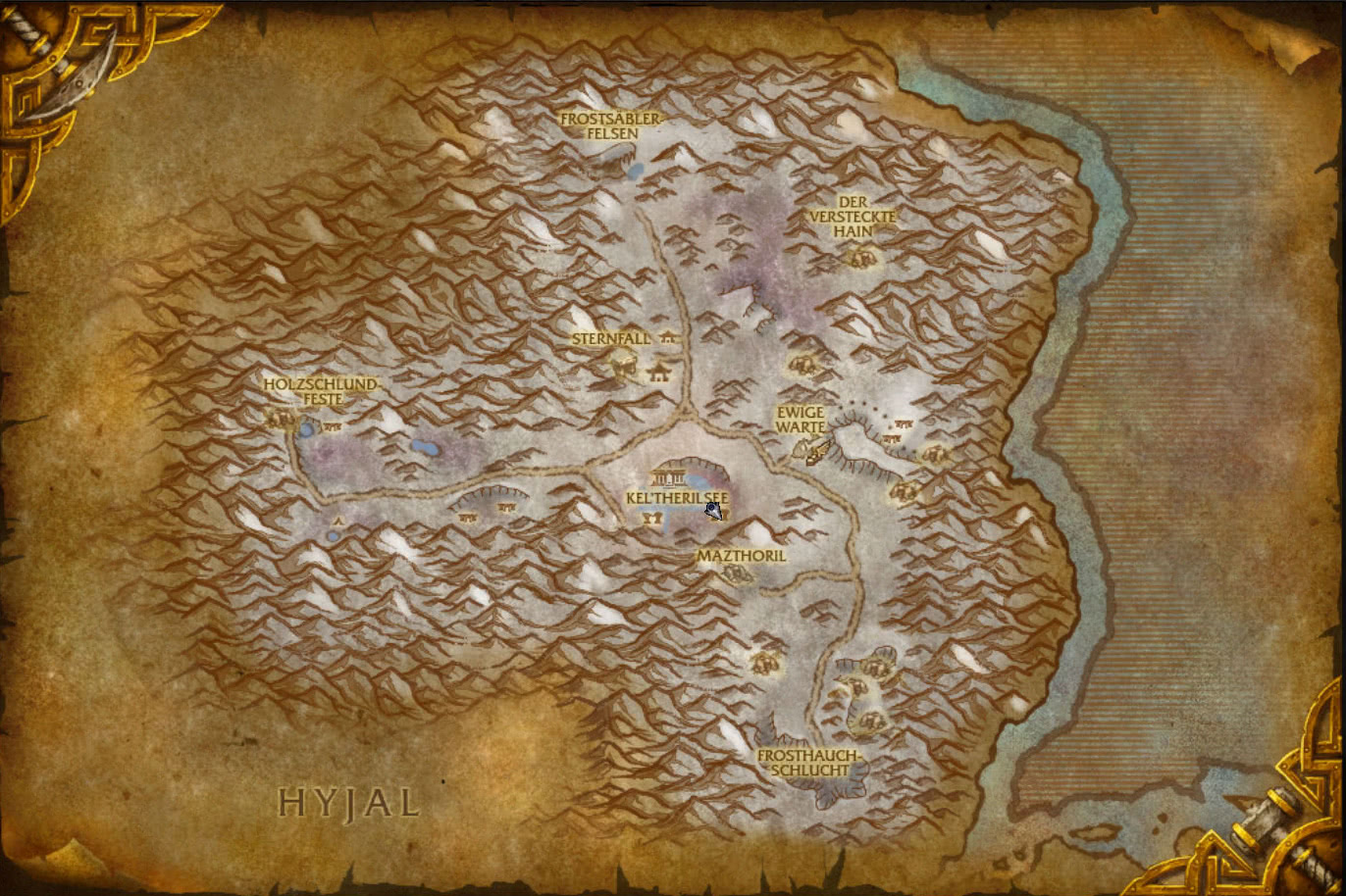 wow how to get to tanaris from feralas