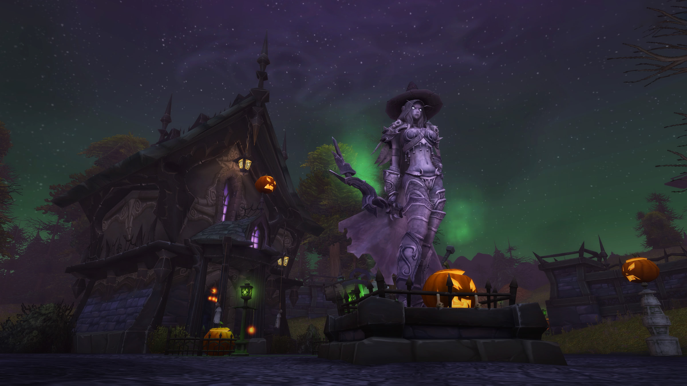 Weltereignis in World of Warcraft: Schlotternächte