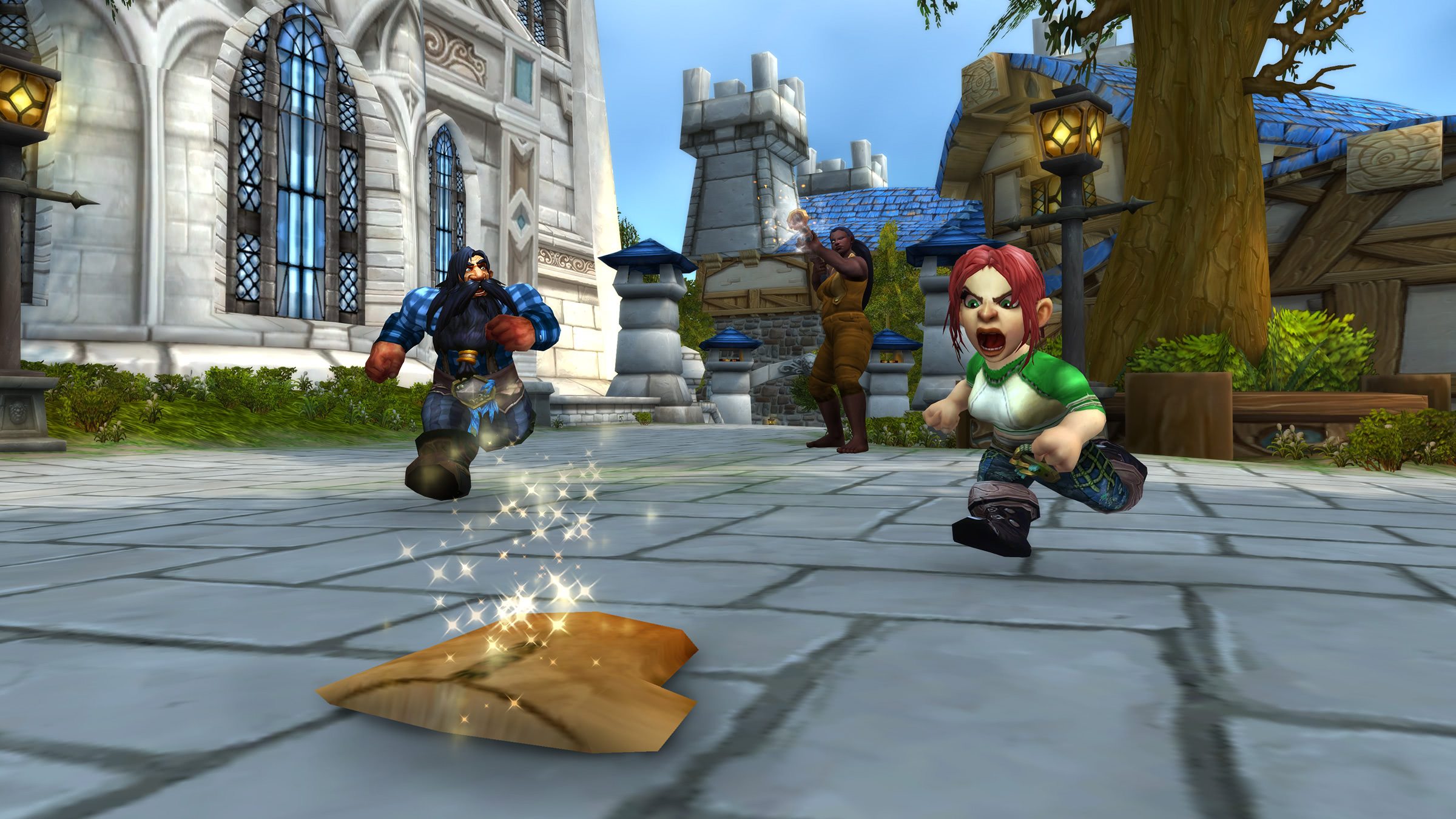 Mini-Feiertag in World of Warcraft: T-Shirt-Tag