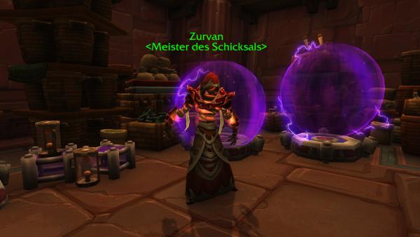 World of Warcraft - Kosten für das Siegel des kriegsgezeichneten Schicksals