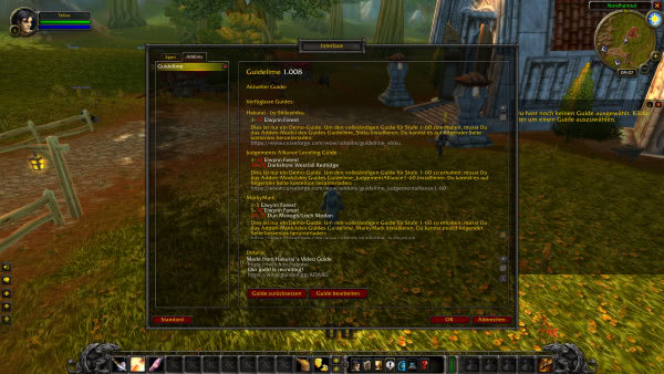 Guidelime: Level-Addon für WoW Classic