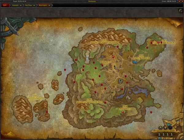 World of Warcraft - Addon-Tipp: RareScanner für Mechagon & Nazjatar