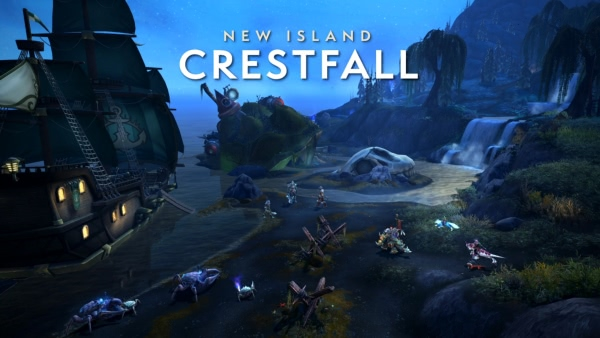 Inselexpedition Crestfall