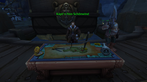 World of Warcraft - Champion-Ausrüstung zum Farmen von Rohstoffen bei Missionen