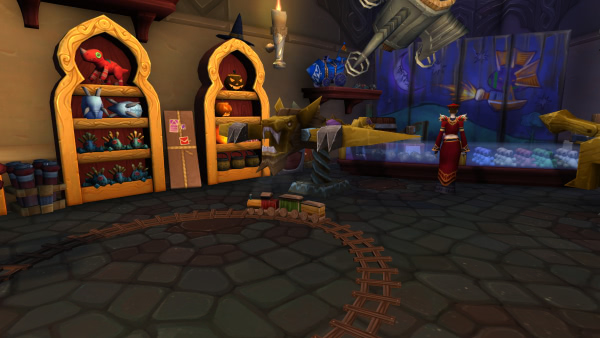 Spielzeuge in World of Warcraft