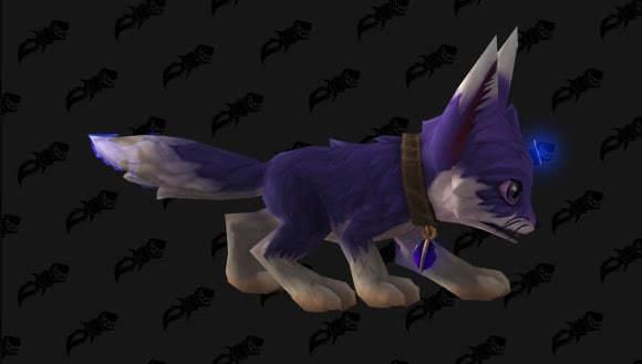 Schatten als neues Haustier im WoW-Shop
