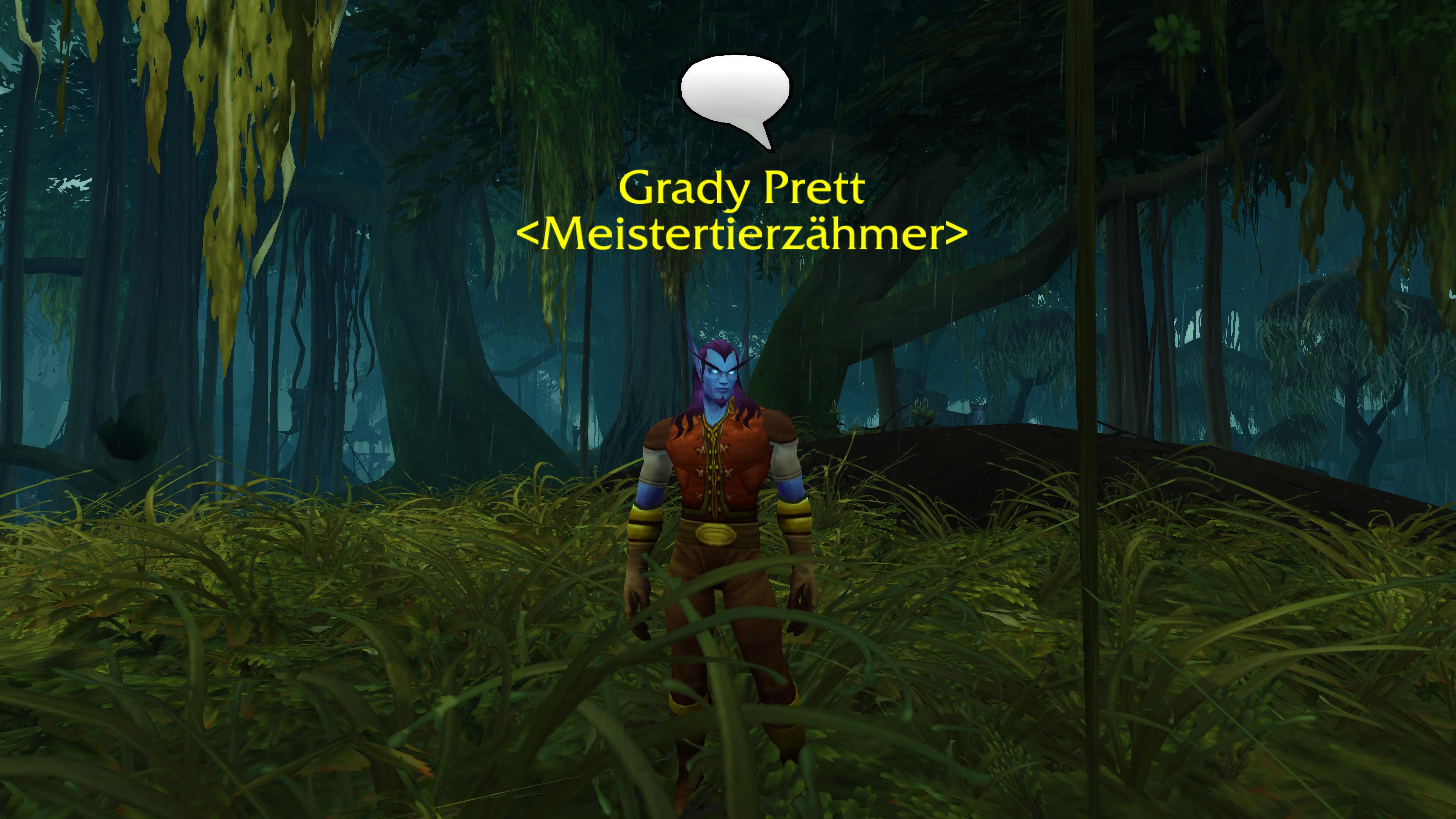 WoW Grady Prett Guide
