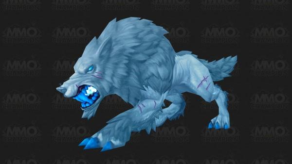 World of Warcraft - Patch 8.1.5: Jäger bekommen Hati zurück
