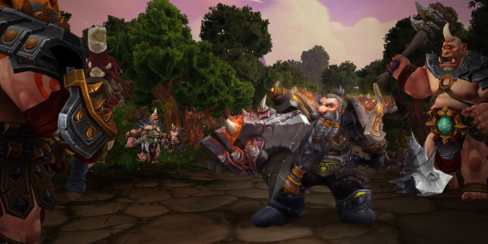 World of Warcraft Tank