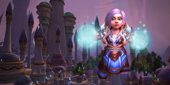 World of Warcraft - Klassenguide für den Arkan-Magier in Battle for Azeroth