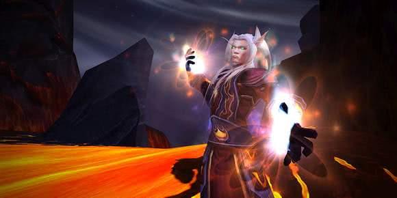 Best Fire Mage Build Legion