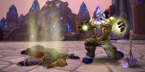 World of Warcraft - Klassenguide für den Heilig-Paladin in Battle for Azeroth