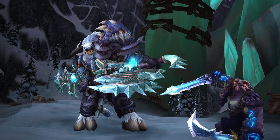 World of Warcraft - Klassenguide für den Frost-Todesritter in Battle for Azeroth