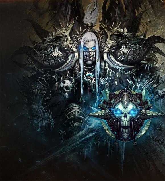 Todesritter lässt sich in Shadowlands mit allen Völkern spielen