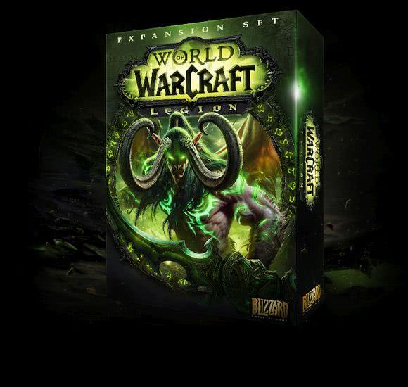 WoW Legion Collectors Edition jetzt vorbestellen