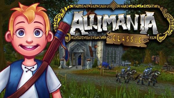 Allimania Classic Reihe gestartet