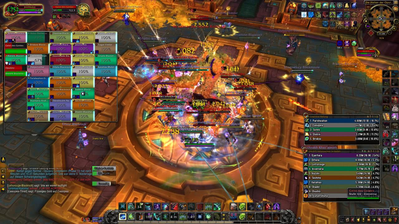 AoE-Fähigkeiten treffen in Shadowlands nicht mehr alle Ziele
