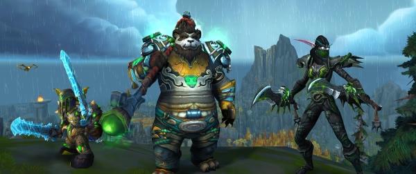 World of Warcraft - Schlüsselsteinmeister und Artefaktvorlage in Battle for Azeroth verfügbar