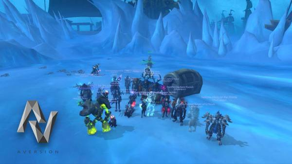 World of Warcraft - Aversion mit German-First-Kill von Jaina